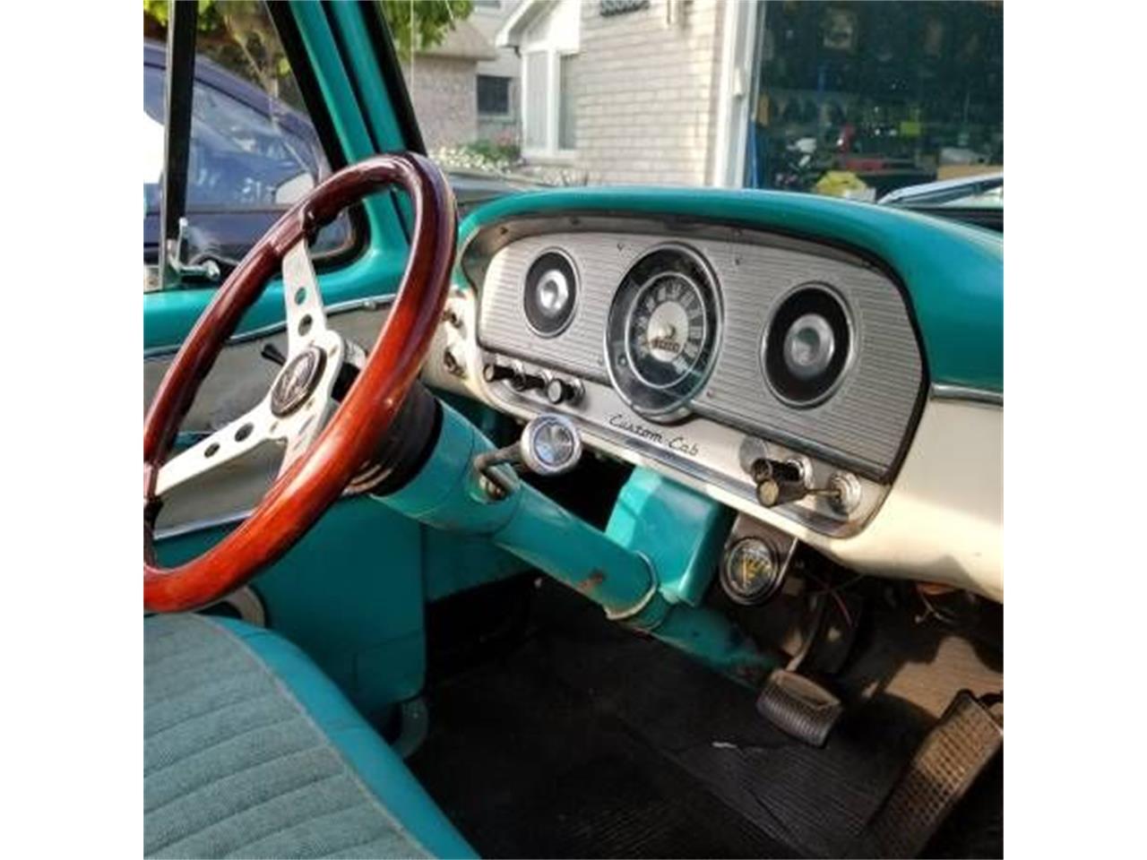 Large Picture of '64 Ford F100 located in Cadillac Michigan - $9,995.00 - QSPO
