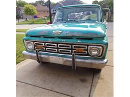Picture of Classic '64 F100 located in Michigan Offered by Classic Car Deals - QSPO