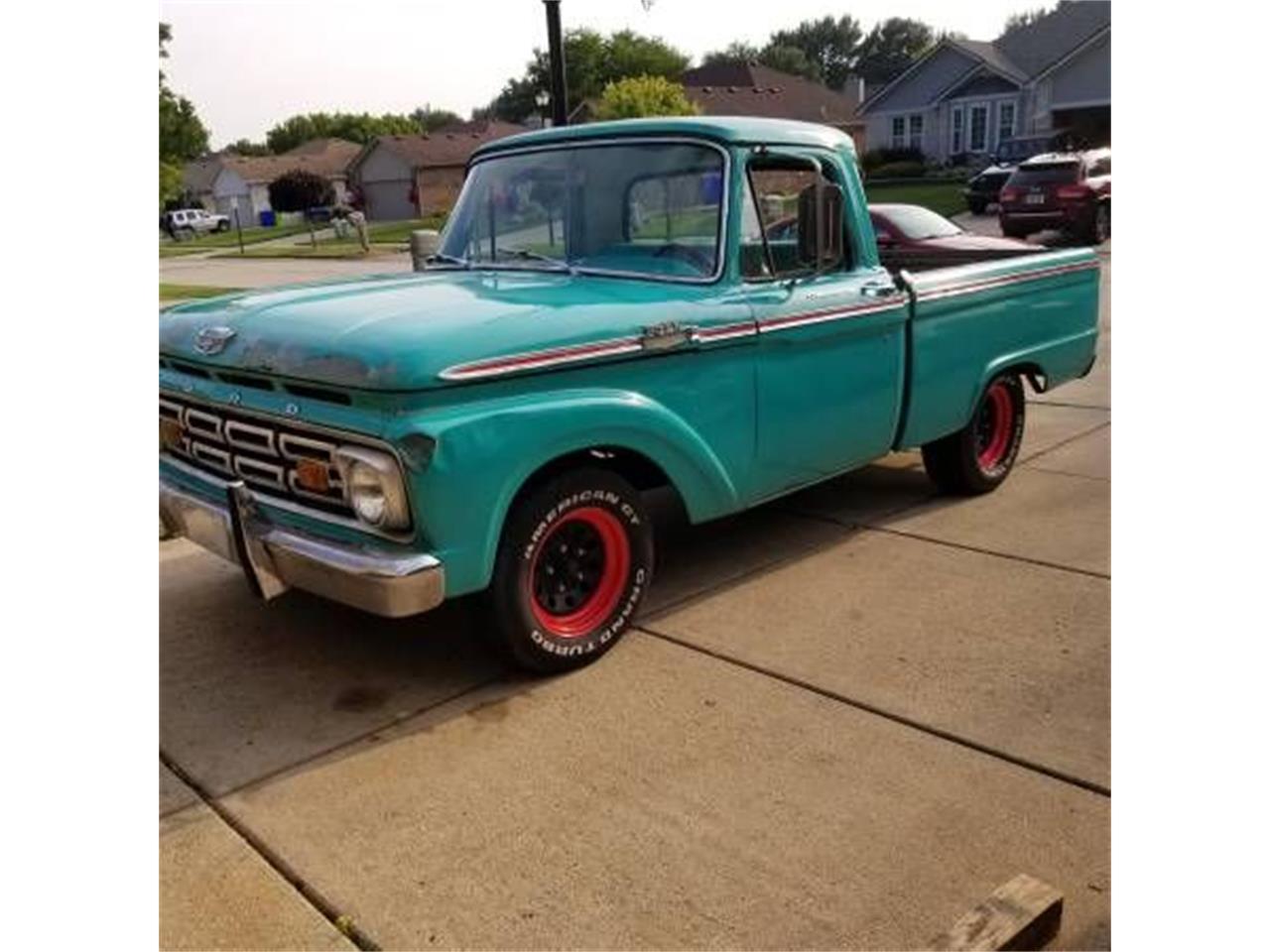 Large Picture of Classic 1964 F100 located in Michigan - $9,995.00 - QSPO