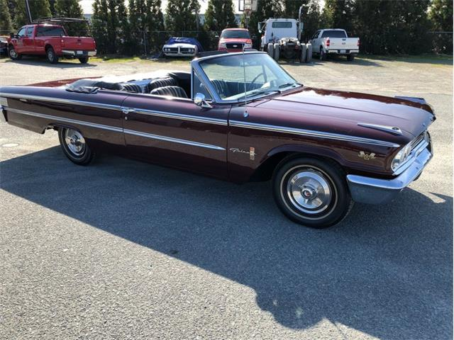 1963 Ford Galaxie for Sale on ClassicCars com on ClassicCars com