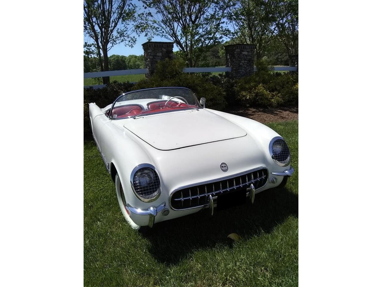 Large Picture of '54 Corvette - QUKS
