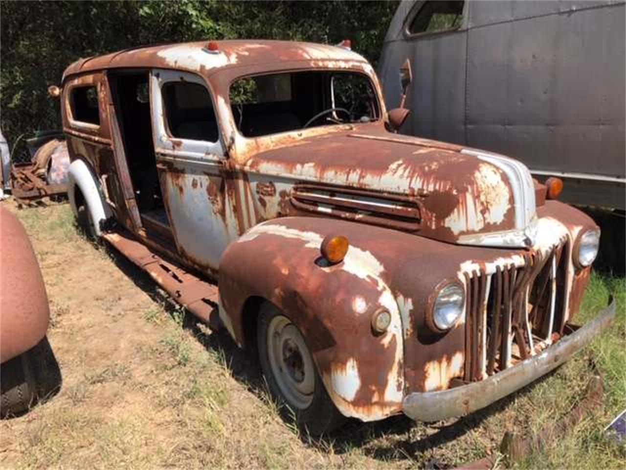 Large Picture of '41 3/4 Ton Pickup located in Texas - QUKY