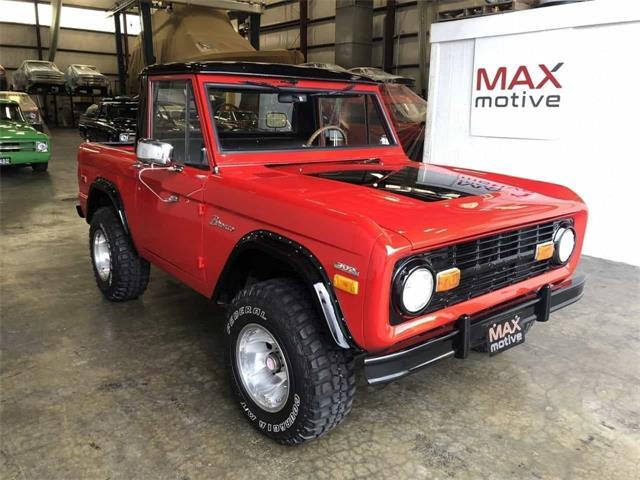 Picture of '70 Bronco - QSIZ