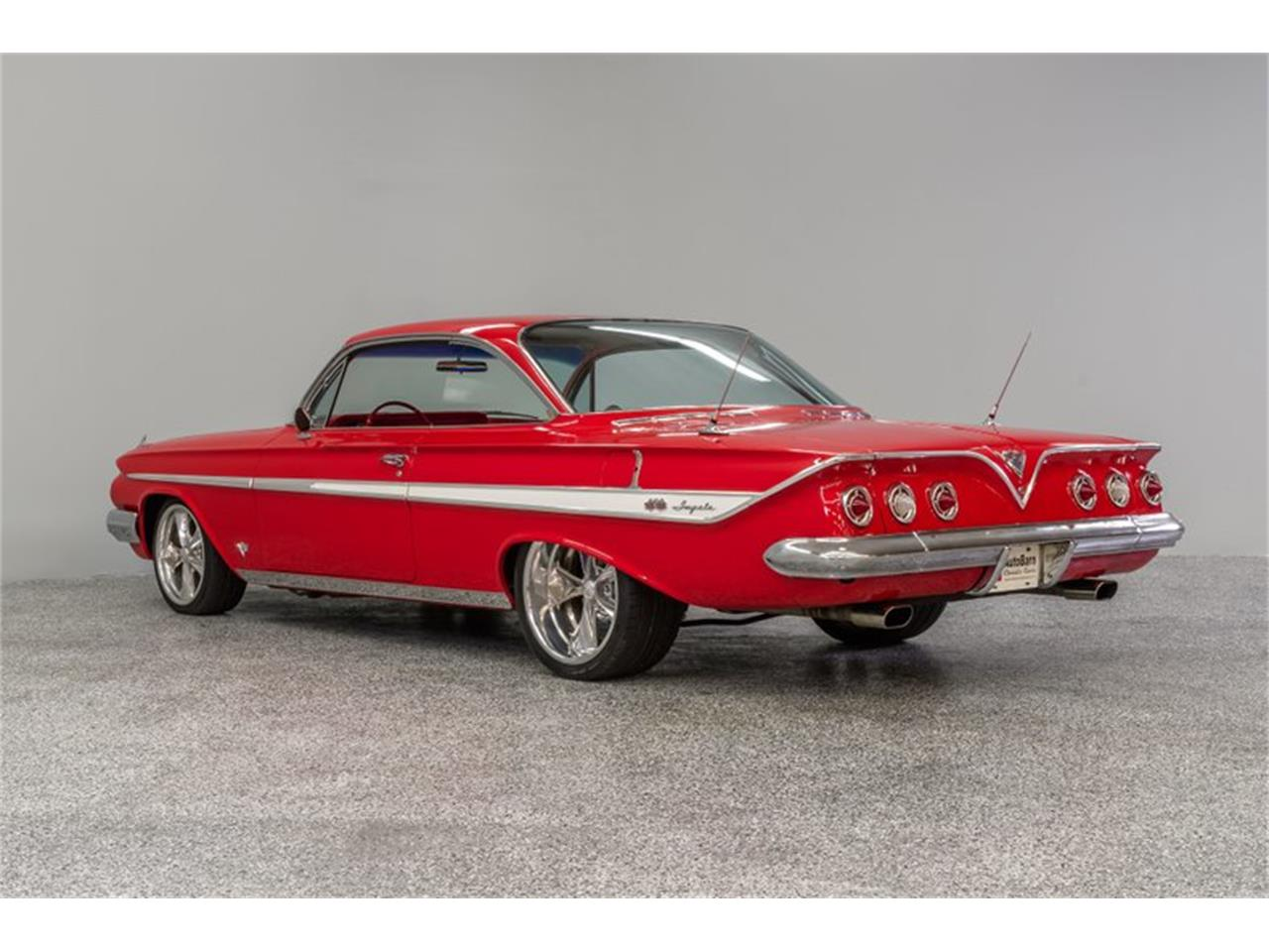 Large Picture of '61 Impala SS - QSPQ