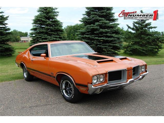 Picture of Classic 1971 442 W-30 - $64,995.00 - QSPT