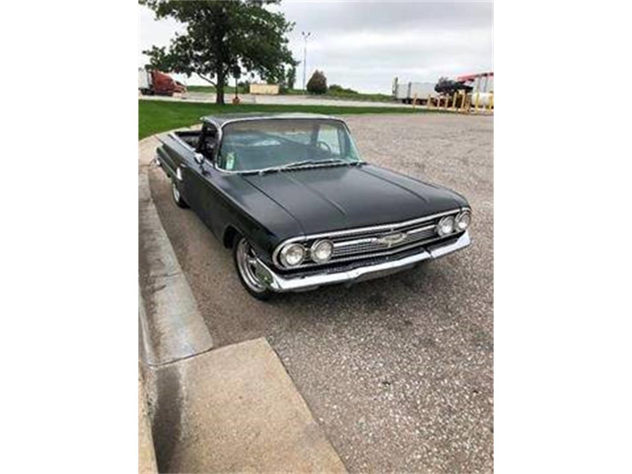 Large Picture of Classic 1960 Chevrolet El Camino located in Iowa - $18,500.00 - QUMB