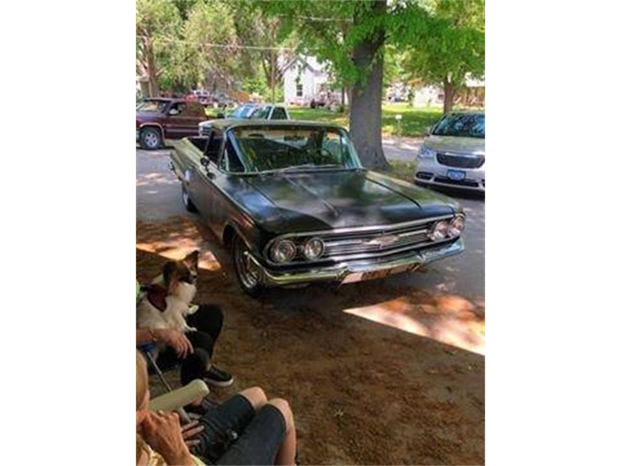 Large Picture of 1960 Chevrolet El Camino located in Shenandoah Iowa - $18,500.00 - QUMB