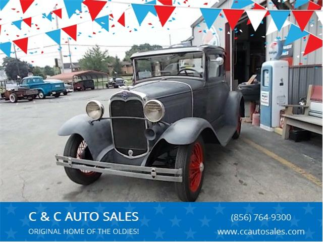 1930 Ford Model A for Sale on ClassicCars com on ClassicCars com