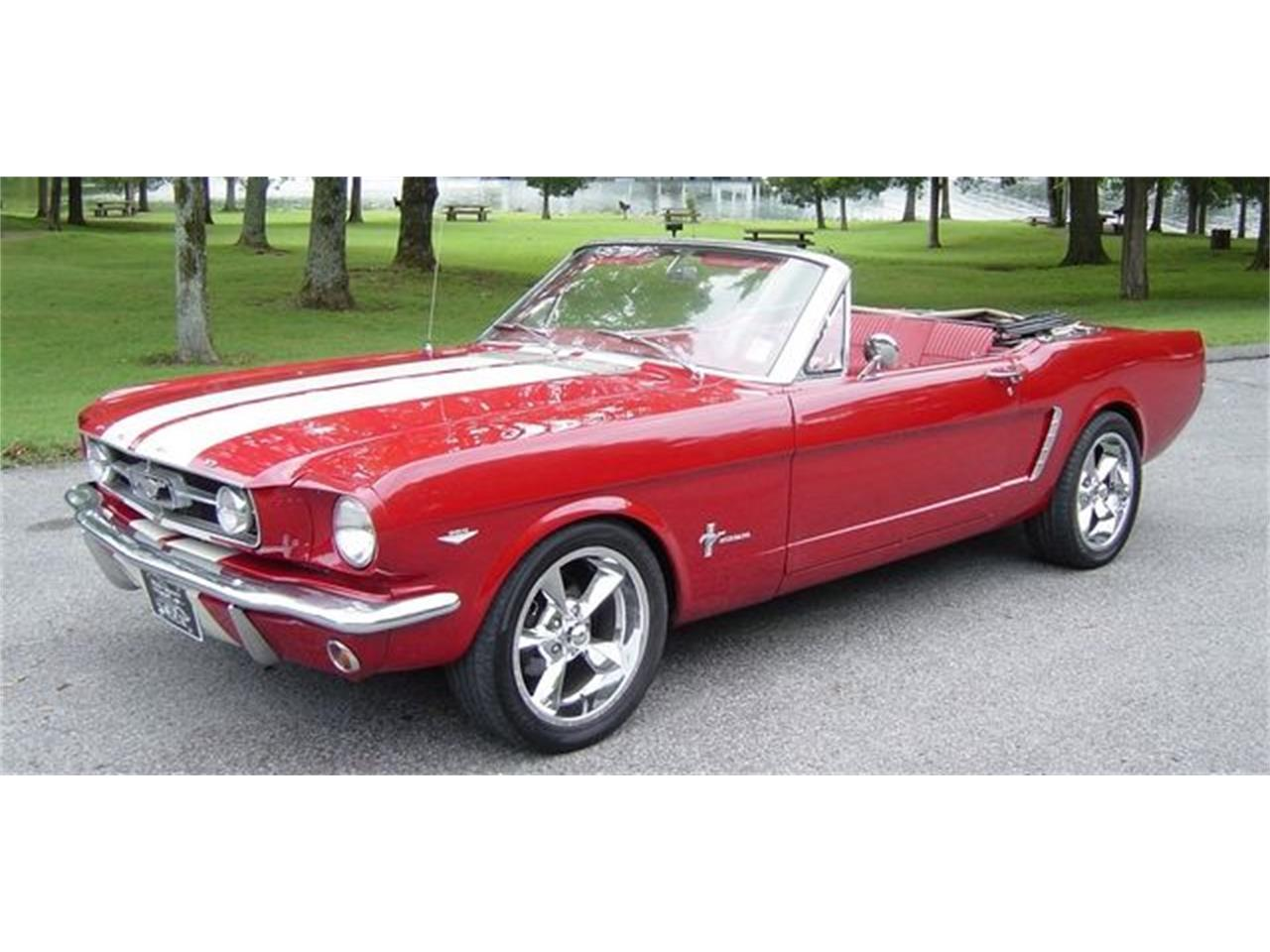 Large Picture of 1965 Mustang located in Tennessee - $25,900.00 - QUNC