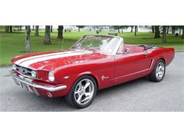 Picture of '65 Ford Mustang located in Hendersonville Tennessee Offered by Maple Motors - QUNC