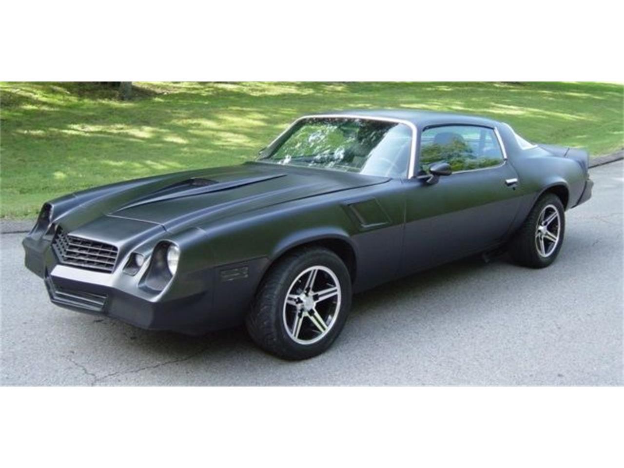 Large Picture of '78 Camaro - QUNJ