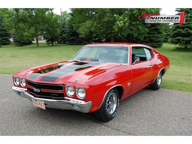 Picture of '70 Chevelle SS - QSQ0