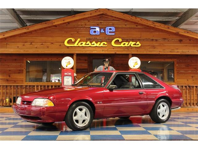 Picture of '93 Mustang - QUOI