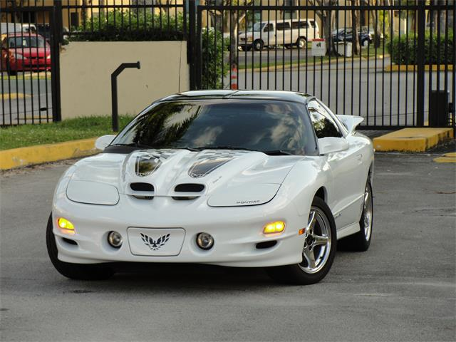 Picture of '02 Firebird Trans Am WS6 - QUOM