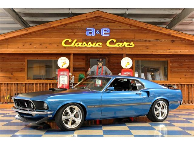 Picture of '69 Mustang - QUPA
