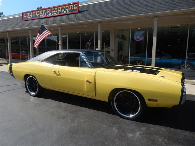 Picture of '70 Charger R/T - QUPU