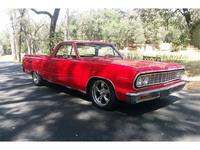 1964 Chevrolet El Camino For Sale On Classiccars Com On