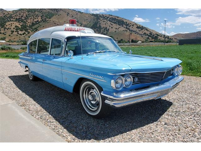 1960 Pontiac Bonneville for Sale on ClassicCars com on
