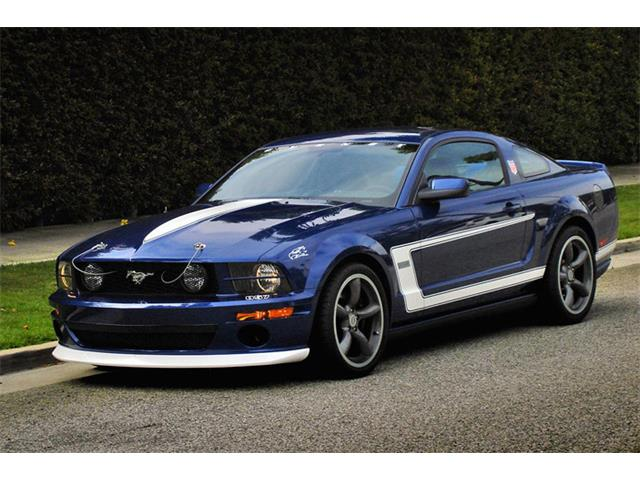 Picture of '08 Mustang GT - QURD
