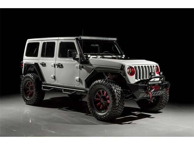 Picture of '19 Wrangler - QUSD