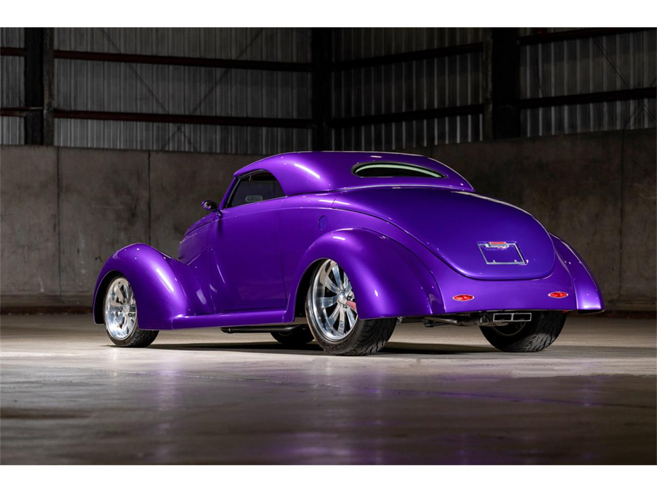 Large Picture of '39 Custom - QUSK