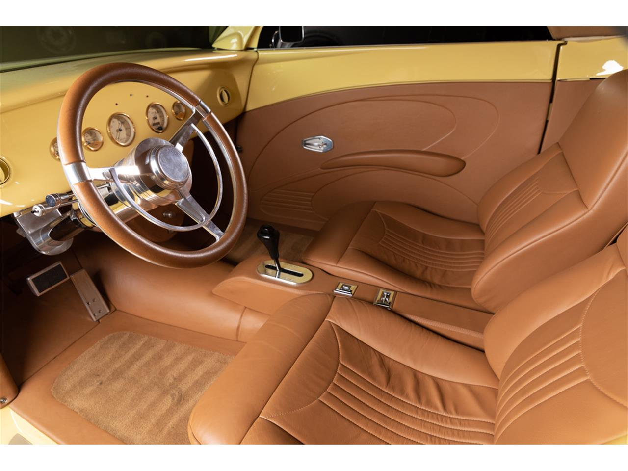 Large Picture of Classic 1939 Ford Custom located in Las Vegas Nevada Auction Vehicle Offered by Barrett-Jackson - QUSL