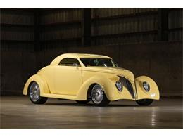 Picture of Classic '39 Ford Custom Auction Vehicle Offered by Barrett-Jackson - QUSL
