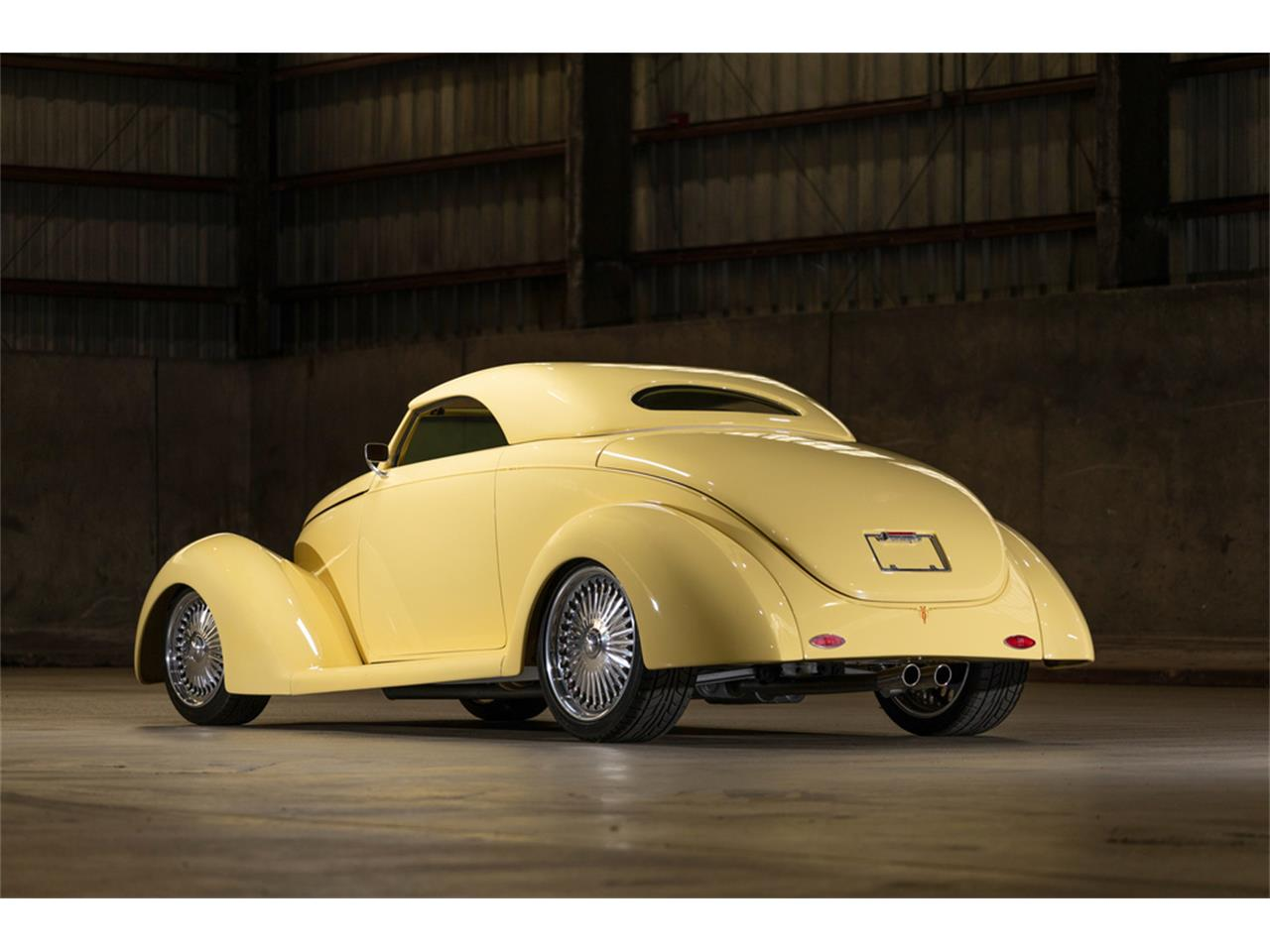 Large Picture of 1939 Custom Auction Vehicle Offered by Barrett-Jackson - QUSL