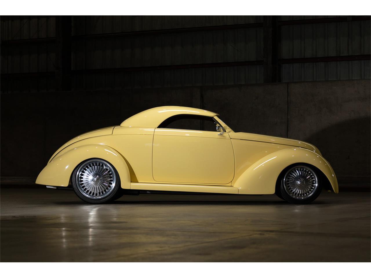 Large Picture of '39 Custom Auction Vehicle - QUSL