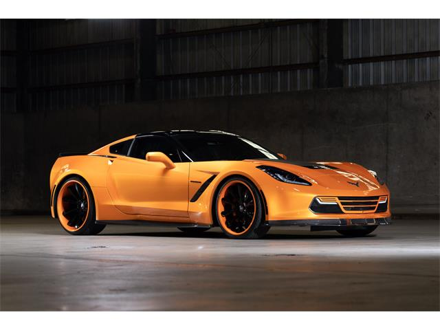 Picture of '14 Corvette - QUSS
