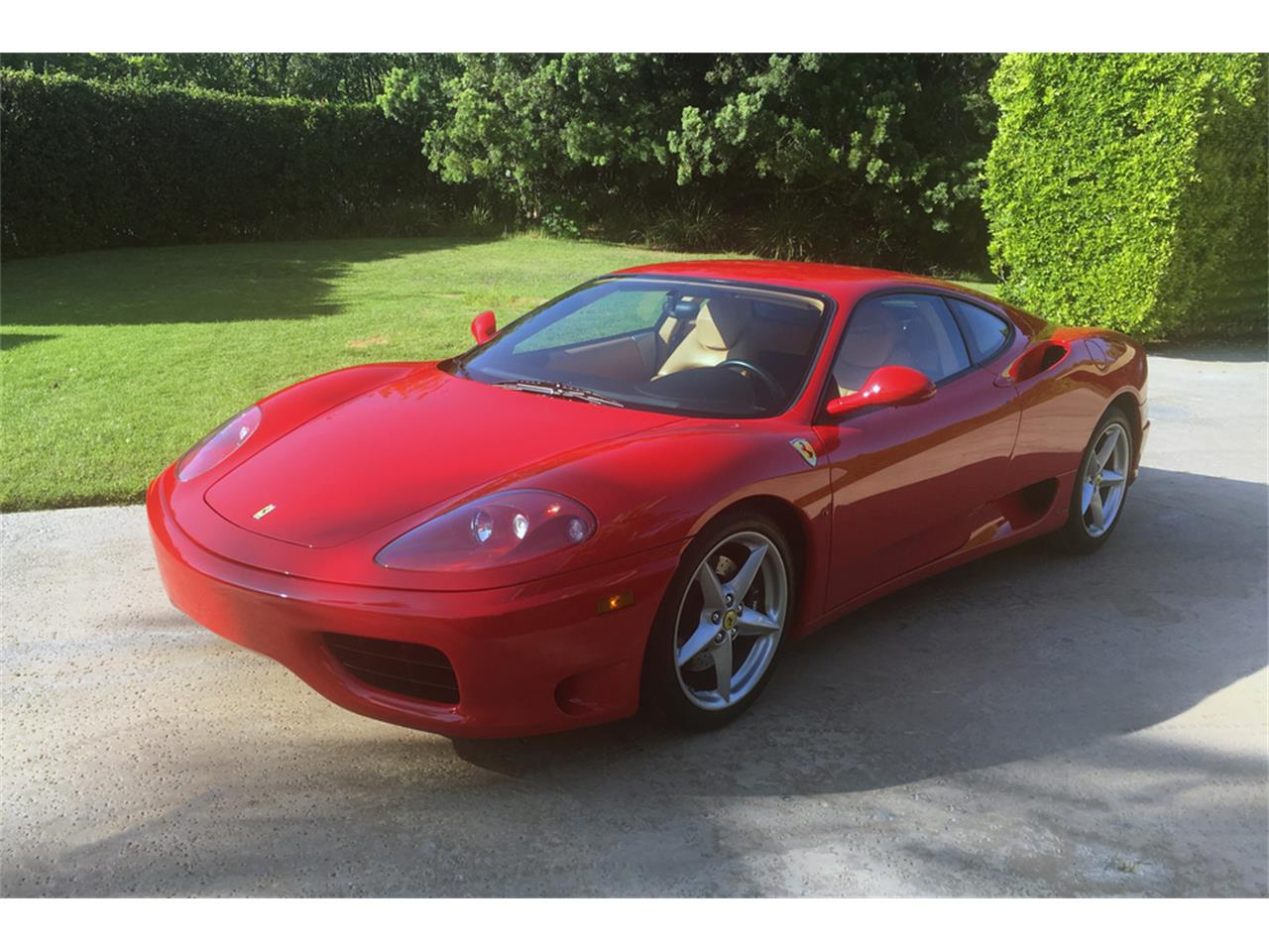 Large Picture of '99 360 Modena F1 - QUSV