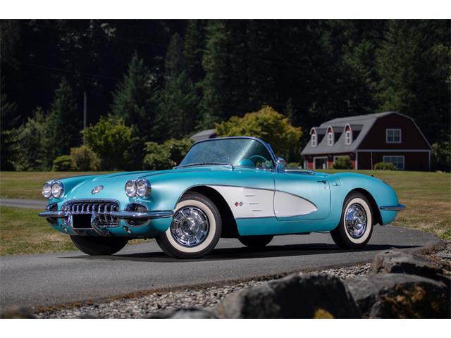 Picture of '59 Corvette - QUTO