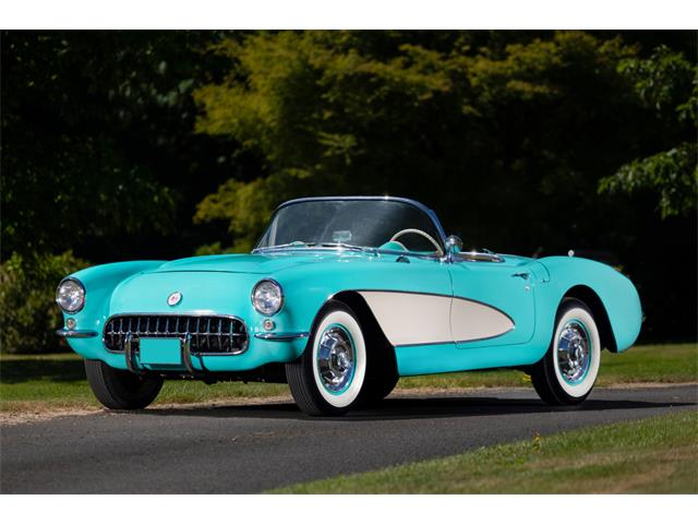 Picture of '57 Corvette - QUTP
