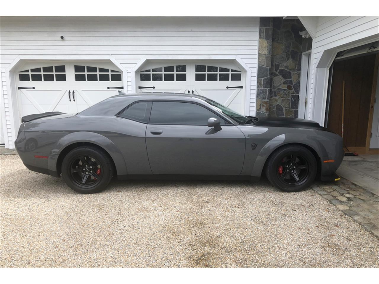 Large Picture of '18 Challenger SRT Demon - QUU7