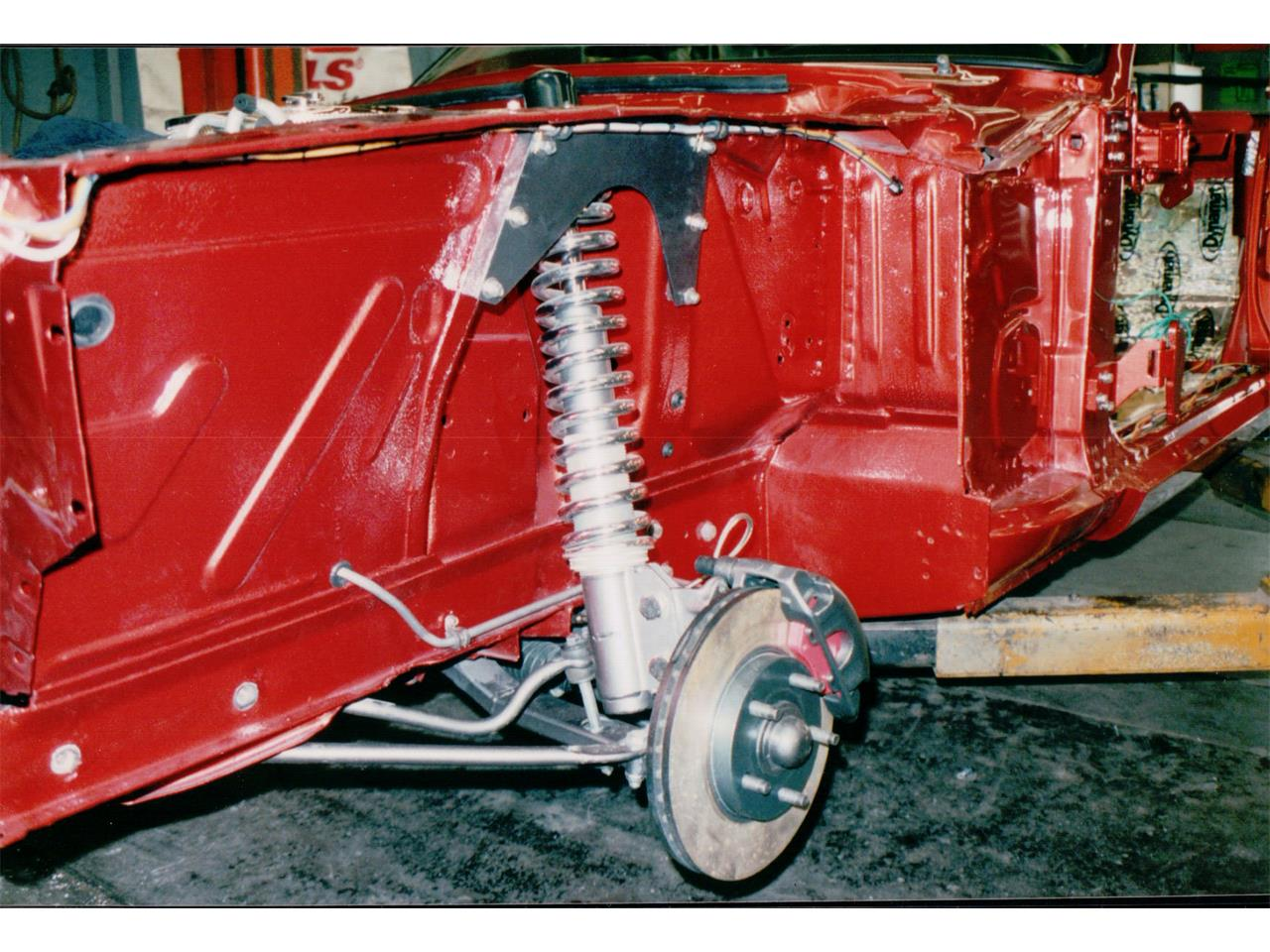 Large Picture of '68 Mustang - QUUC
