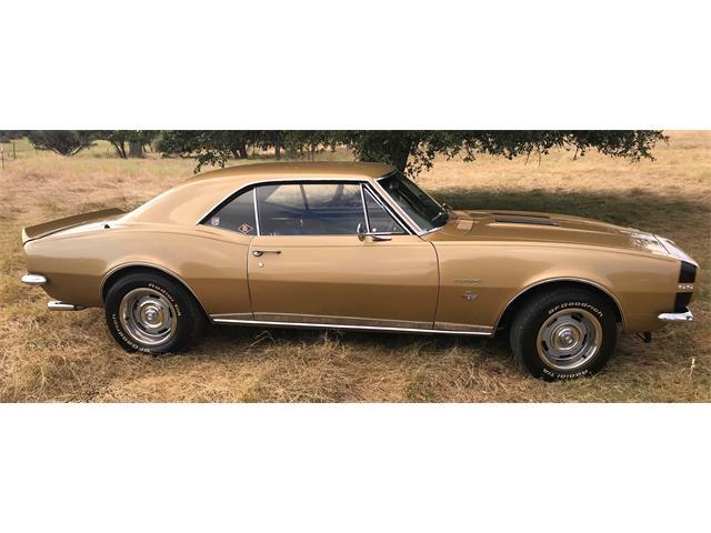 Picture of '67 Camaro - QUUD