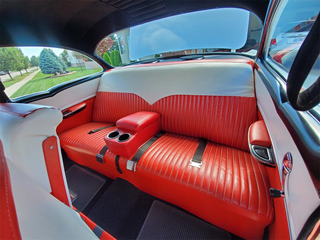 Large Picture of '55 Bel Air - QUUF
