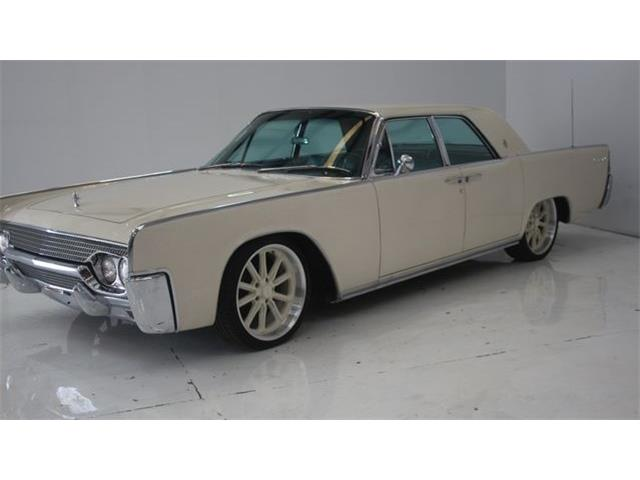 Picture of Classic '61 Continental located in Houston Texas - $24,995.00 Offered by a Private Seller - QUUI