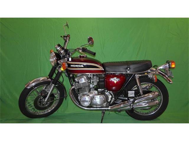 Picture of '76 Motorcycle - QUUM