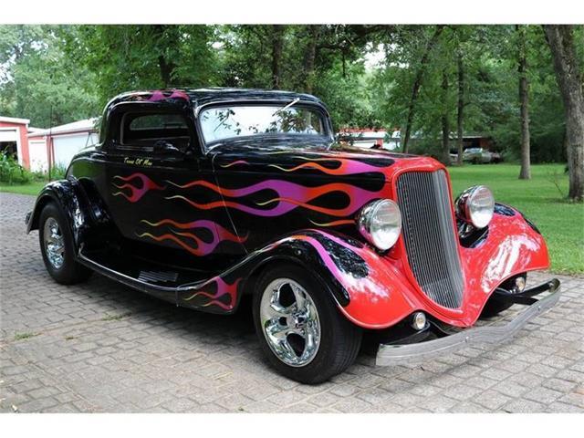 Picture of '34 3-Window Coupe - QUVA