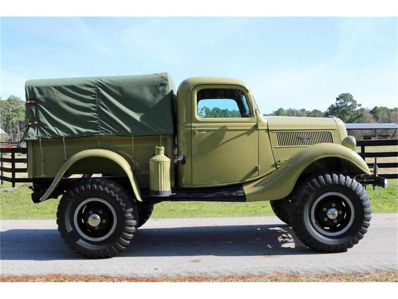 Large Picture of 1937 Pickup - QUVD