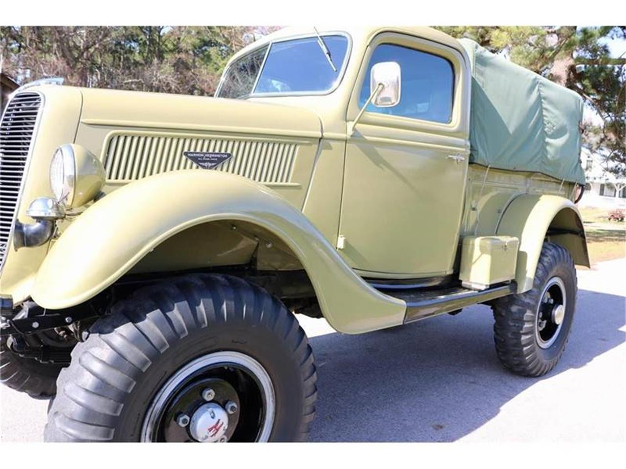 Large Picture of Classic '37 Pickup - $59,900.00 - QUVD