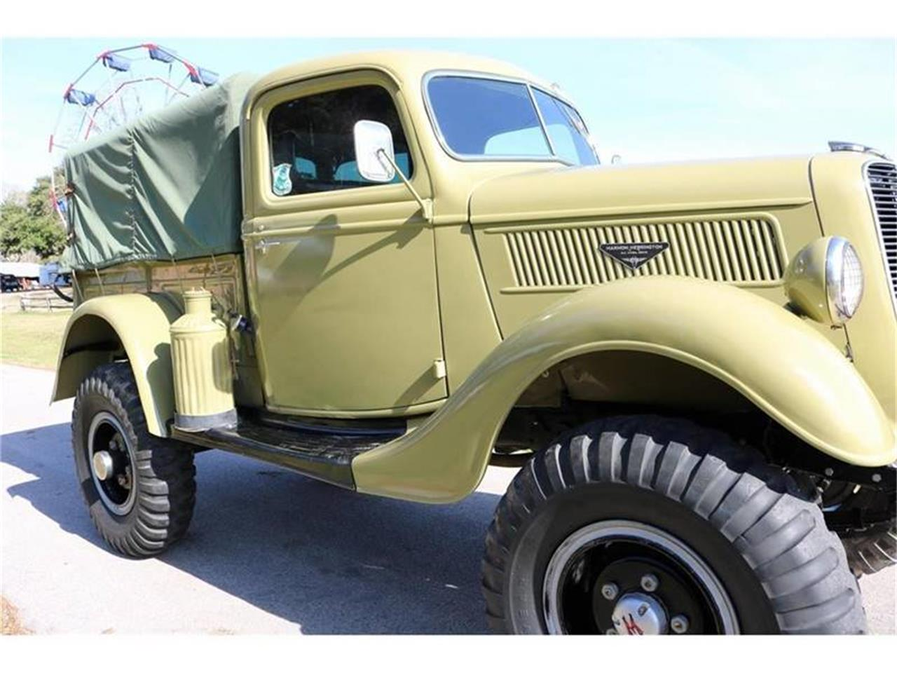 Large Picture of 1937 Ford Pickup Offered by Texas Trucks and Classics - QUVD