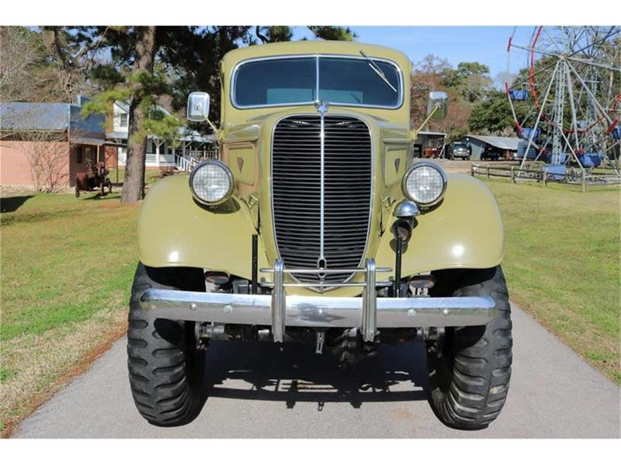 Large Picture of Classic '37 Pickup - QUVD