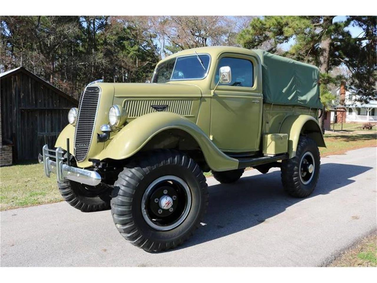 Large Picture of '37 Pickup located in Conroe Texas - QUVD