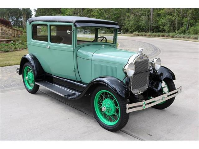 Picture of '29 Ford Model A located in Conroe Texas - QUVJ