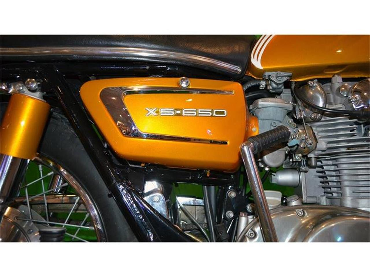 For Sale: 1971 Yamaha XS650 in Conroe, Texas