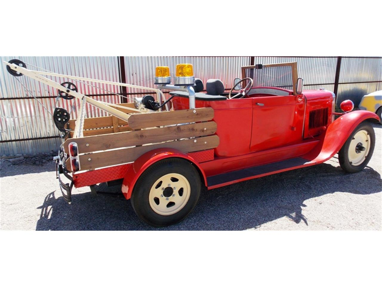 Large Picture of '28 Tow Truck - QUWT
