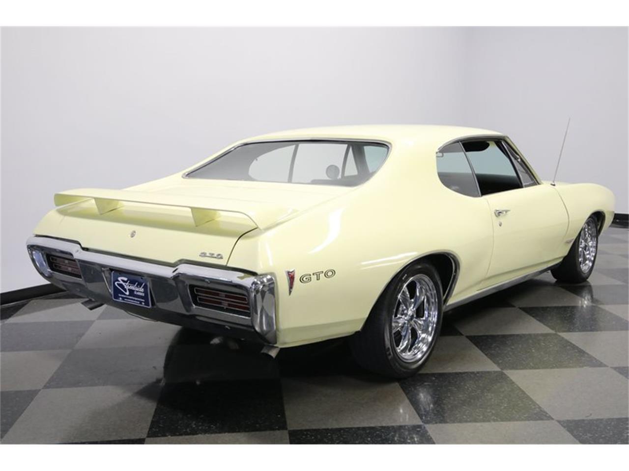 For Sale: 1968 Pontiac GTO in Lutz, Florida