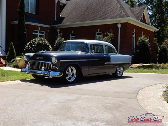 Picture of '55 Bel Air - QUYS